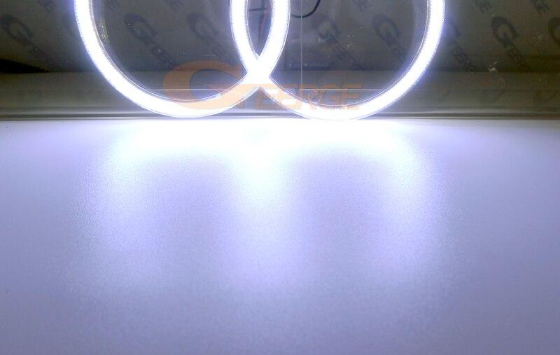 cob led angel eyes kit halo rings 2x100mm(8)