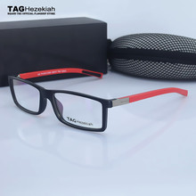 2016 TAG Hezekiah fashion brand myopia computer optical frame TH5012 glasses frame men eyeglasses women oculos de grau nerd