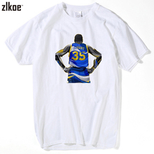 Kevin durant t shirt fitness fashion casua jersey new arrival loose KD 3d printed men tops tee streetwear camisetas Plus Size