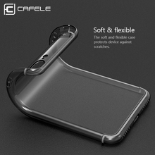 CAFELE TPU Transparent Case For Iphone 7 Plus Luxury Soft Silicone Protective Shockproof Back Cover For Iphone 7 Cases Original