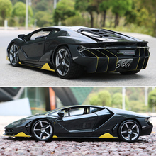 New 2017 LP770-4 1:18 car model alloy metal diecast LP700 Maisto simulation boy toy gift sports car supercar original lp770