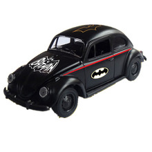 Batman Batmobile Chariot Collectible Car Model Kawaii Toys Gift Kids Toy 12*5*4cm