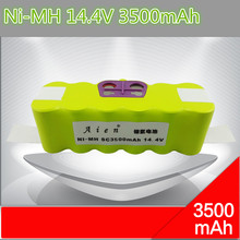 1 piece Robot Vacuum Cleaner Parts 14.4V 3500mAh NI-MH Battery Replacement for Irobot Roomba 780 610 570 560 550 500