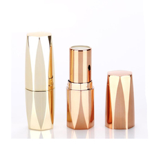 Customized Luxury Gold Empty Lipstick Tube . FH-20152