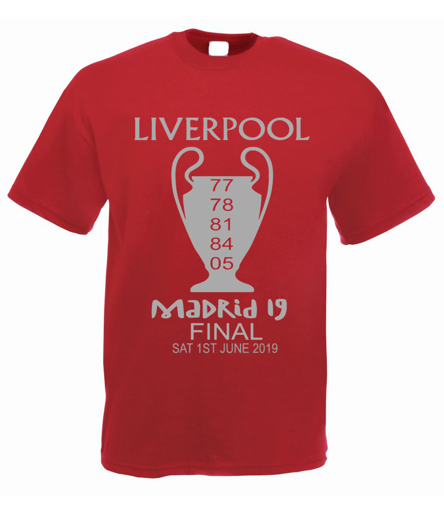 Liverpool T-shirt Hommes SONS OF CHAMPION Ultras