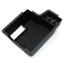 Car Glove box armrest box suitcase storage box clapboard For Skoda Octavia A7 auto accessories