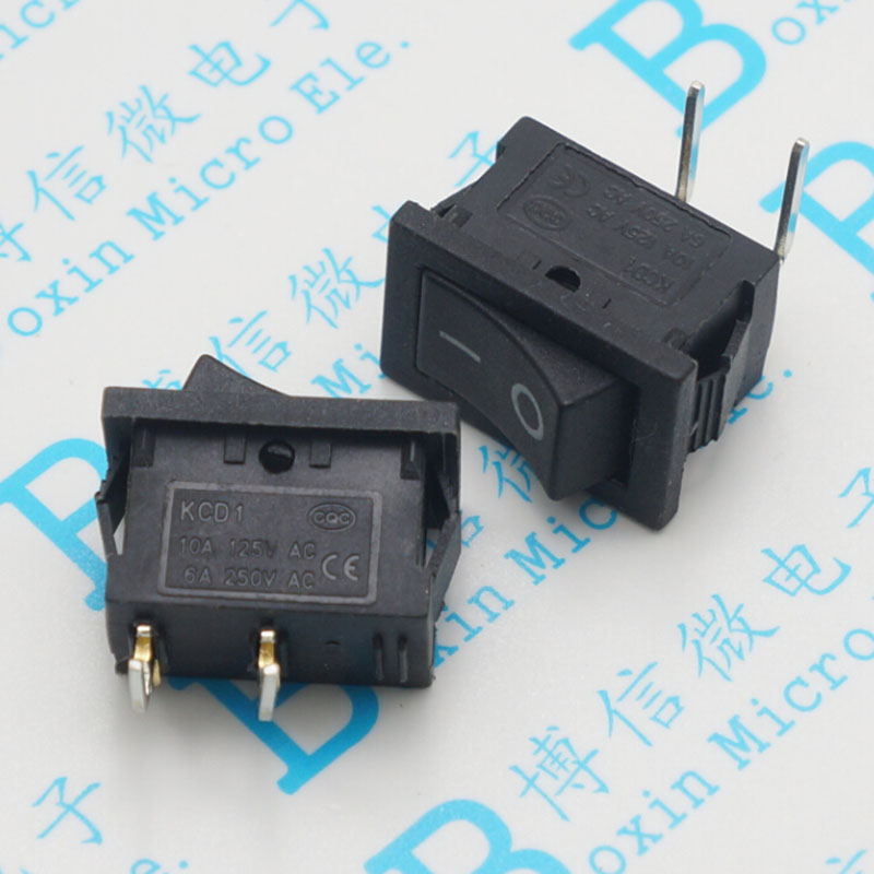 15 * 21 KCD1-101 type bending foot switch Two feet and two power switch<br>