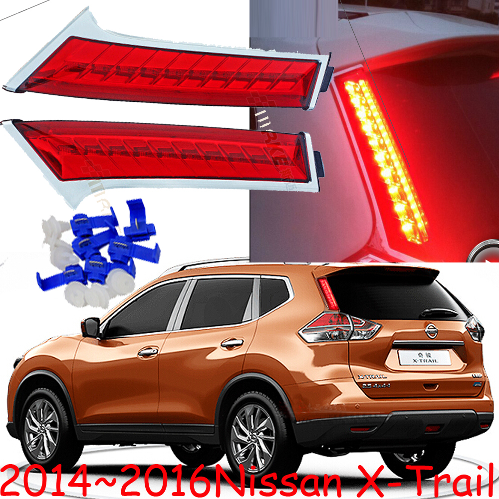 car-styling,X-Trail Taillight,2014~2016,Free ship!2pcs,X-Trail fog light;chrome,X-Trail tail lamp,Rogue taillight,XTrail,X Trail<br><br>Aliexpress