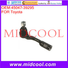 High Quality Auto Parts Front Left Outer Steering Tie Rod End OEM:45047-39295