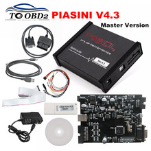 Newest Firmware V4.3 PIASINI Master Version Full Kits Piasni Engineering USB Dongle Protective Auto Serial Suite ECU Programmer