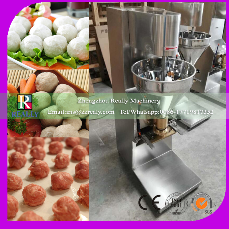 Chicken ball production line equipment chicken ball processing line meat ball making machine(China (Mainland))