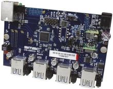 New original EVB-USB5534 USB5534B High Speed USB 3.0 4 Port Hub Customer Evaluation Board development kit(China)
