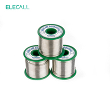 ELECALL New Arrival Tin 1.5mm 450g 99.3SN Rosin Core Tin/Lead Free Rosin Roll Flux Reel Melt Core Welding Tin Solder Wire