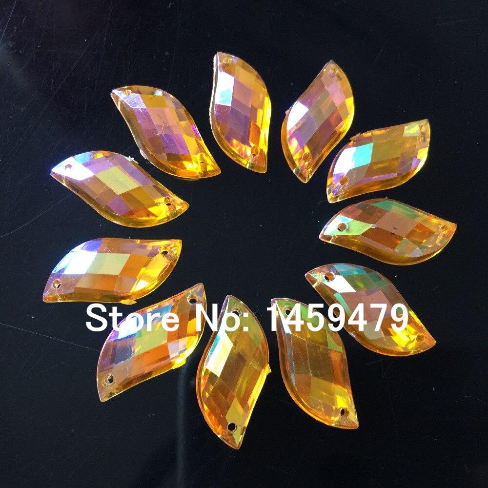 New 800pcs 3MM Loose Round Iron On Hotfix Crystal Rhinestones Orange Color