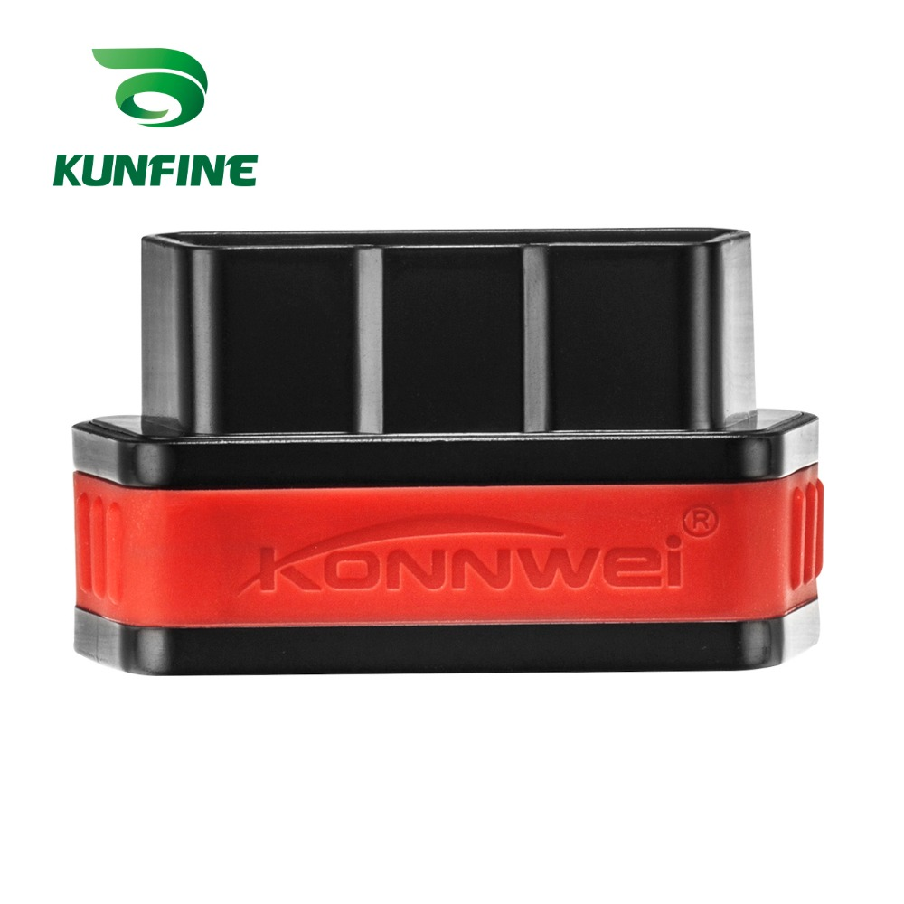 Auto Diagnostic Tool Car engine code Scanner Vehicle fault reader KF-A1184_8413