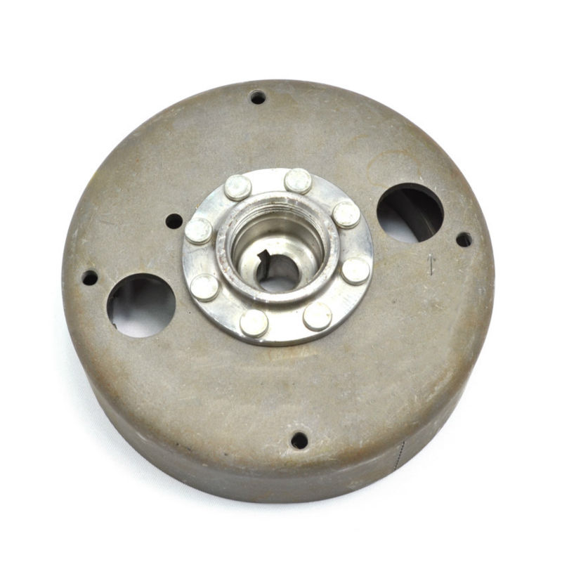 Chainsaw Ignition Flywheel Rotor for Stihl MS070 Chain Saw Parts Replaces 1106 400 1206<br>