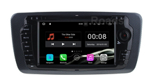 2GB RAM Android 7.1.1 Car DVD Player for Seat Ibiza 2009 2010 2011 2012 2013 with Bluetooth WiFi Radio GPS