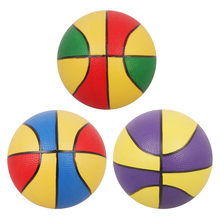 9' Bouncy Indoor/Outdoor Sports Kids Multicolour Perfect Mini Basketball Toy for Kids Boys Guys Great Gift Player Pretend Play