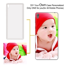 Personalized Custom Phone Case DIY Picture Photo TPU Gel Soft Mobile Cellphone Cover for Lenovo Xiaomi Huawei iPhone Samsung etc