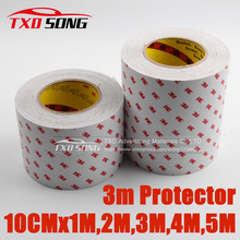 High Strength Anti Scratch 3M Rhino Skin Sticker Vinyl Clear Transparence Thickness Bike Protective Flim 3M protection film