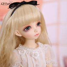 Buy BJD Dolls Fairyland Minifee Ante doll 1/4 girls toys msd luts fairyline wigs eyes hehebjd blue fairy silicone resin furniture