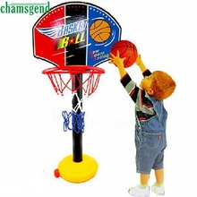 CHAMSGEND Children's sports goods Basketball frame Basketball Stands Combination  Toy For Kids Children  High Quality WNov29
