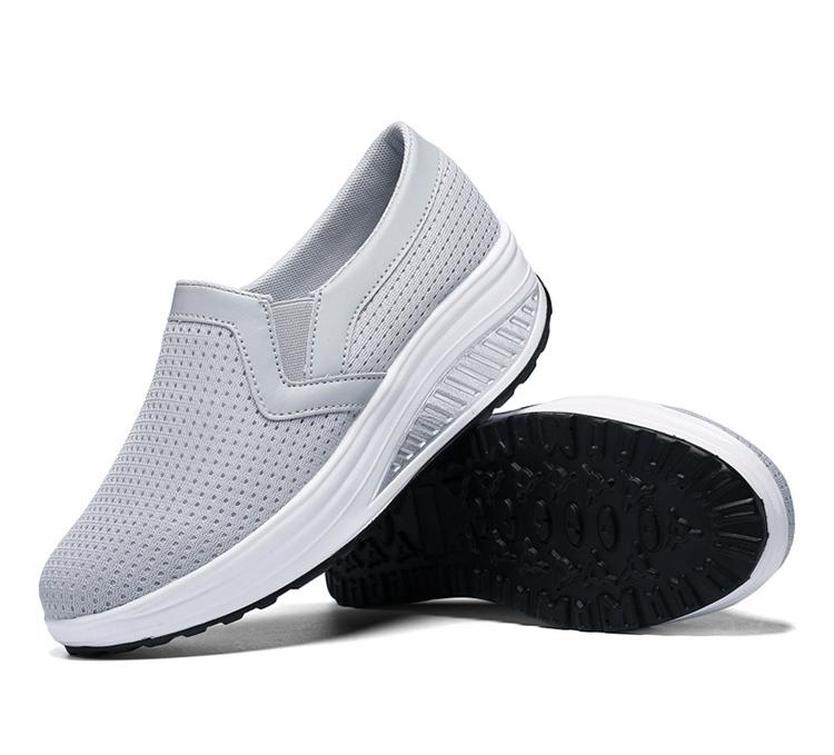 RS 3308 (17) 2017 Autumn Women's Platform Shoes