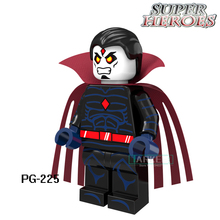 Educational Blocks Mister Sinister Cannonball Marvel Figures Super Heroes Star Wars Action Bricks Kids DIY Toys Hobbies PG225
