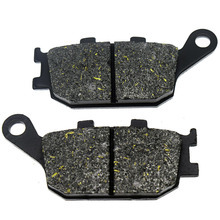Buy Motorcycle Rear Brake Pads Honda CB400 NC39 VRX400 T NC33 CB500 CBF500 CB600 CBF600 CBR600 700 Integra Scooter NC700 DC P11 for $7.10 in AliExpress store