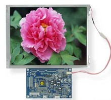 10.4 inch TFT LCD display module with PCB panel Video signal VGA signal input 800*3(RGB)*600 screen