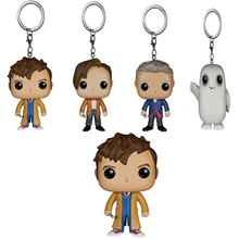 Doctor Who Dr #11 12 Action Figure Pocket Pop Keychain