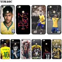YIMAOC Neymar Jr Мягкий силиконовый чехол для Xiaomi Redmi Note 4 4x 4a 5 5a 6 Pro Prime Plus(China)