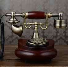 Fashion phone antique telephone vintage phone home phone fitted landline phone