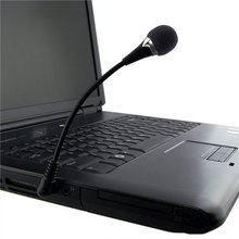ETC Mini 3.5mm Flexible Microphone for PC/Laptop/Skype
