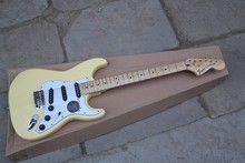 Stratocaster Guitar 6 Strings custom body Electric Guitar  have more style you can choose more picture In Stock