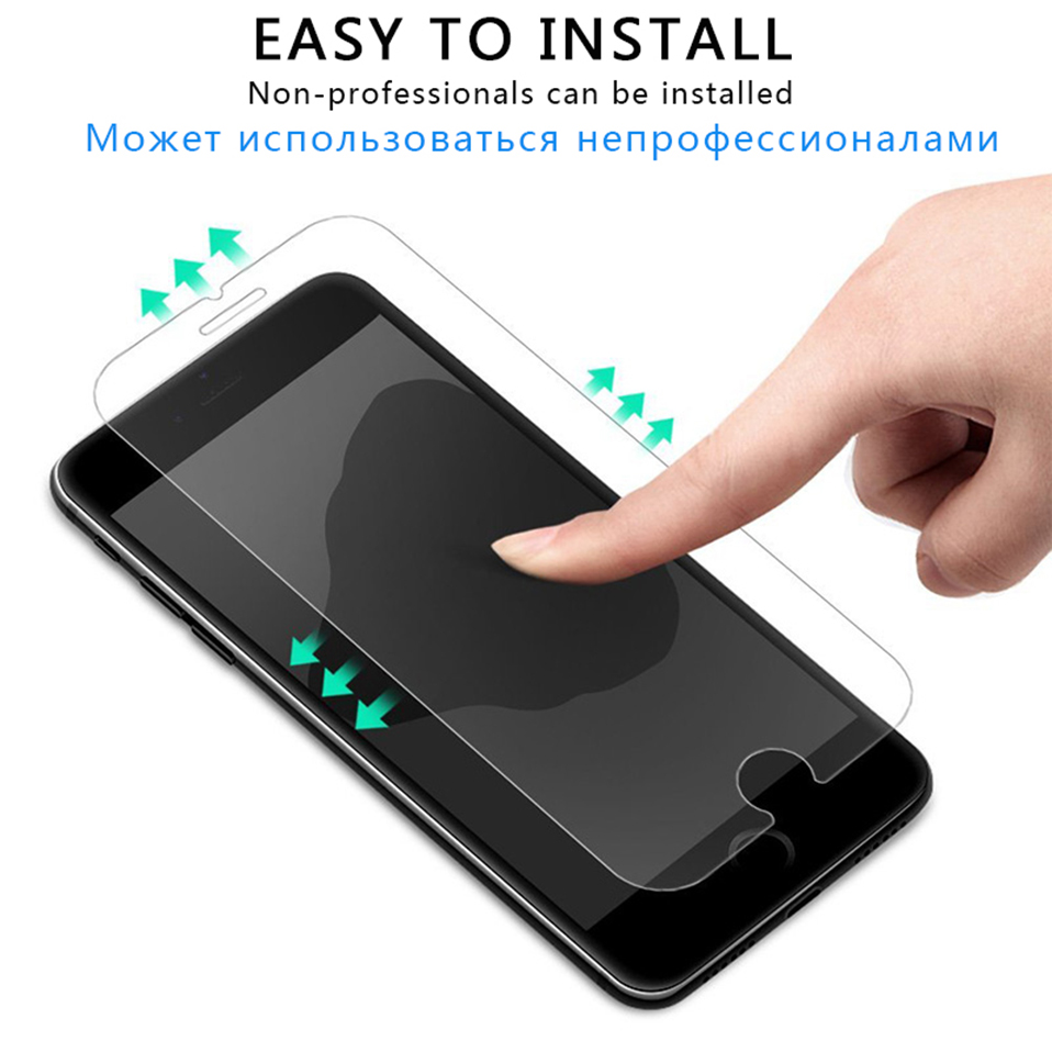 Screen protector for iphone 5 5s 6 6s 7 8 x (5)