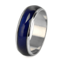 Temperature mood change color ring 6mm