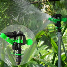 Durable Garden Sprinklers Rotating Spray Nozzle Plant Watering Drippers Sprinkler Garden Lawn Irrigation Tools
