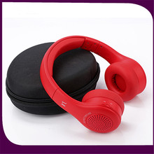 New Arrival Stylish Durable Wireless Smartphone Earphone Headphone with Big and Comfortable Earmuffs