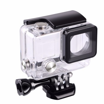 Suptig Waterproof Housing Case For Gopro hero 4 Hero3 3 Underwater Protective Box