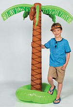 Children Shower Festive Party Supplies Inflatable Coconut Trees Household Items Toys Big For Stage Props Decoration