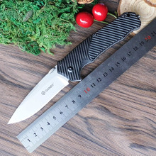 Firebird Ganzo G716-S 440C serrated blade G10 Handle Folding knife Survival Camping tool Hunting Knife tactical edc outdoor tool
