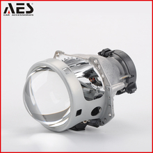 AES Hot Selling Bi Xenon Hid Projector Lens For Hella 5 3.0'' Metal Projector Head Light HID D1S D2S D3S H4 Base Universal One