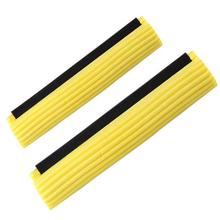 New Arrival Hot Sell 2pcs Household Sponge Mop Head Refill Replacement Home Floor Multifunction Sponge Cleaning Tool BS(China)
