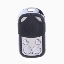 Universal Copy Remote Control 433.92M Metal Wireless 4 Key Garage Door for Car Key Fob Duplicator Metal Auto Alarm System New(China)