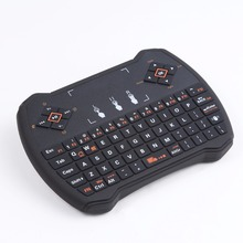 Gyroscope Fly Air Mouse V6 Wireless Game Keyboard Android Remote Controller Rechargeable 2.4Ghz Keyboard for Smart Tv Mini PC