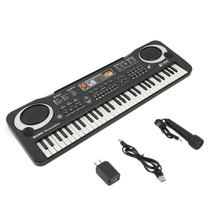 Multifunction Delicate 61 Keys Digital Music Electronic Keyboard Board Toy Gift Electric Piano Organ Musical Organ Electroni