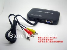 Mini 3D 1080P Full HD Media Player High Definition 1920X1080P HDMI AV SD USB Media Player GIFT&Free Shipping!