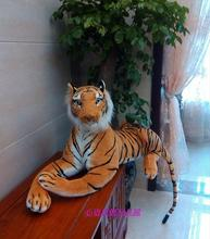 stuffed animal 40cm plush tiger toy about 15 inch simulation tiger doll great gift  free shipping w011