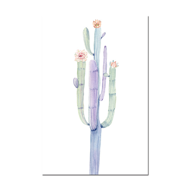 Cactus-Decor-Wall-Art-Canvas-Painting-Watercolor-Plant-Flower-Canvas-Posters-and-Prints-Wall-Pictures-for.jpg_640x640 (3)